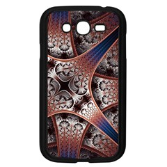 Lines Patterns Background  Samsung Galaxy Grand Duos I9082 Case (black) by amphoto