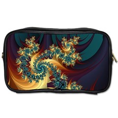 Patterns Paint Ice  Toiletries Bags 2 Side by amphoto