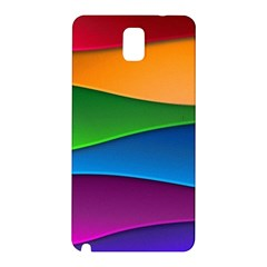Layers Light Bright  Samsung Galaxy Note 3 N9005 Hardshell Back Case by amphoto