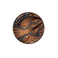 Patterns Background Dark  Hat Clip Ball Marker (10 Pack) by amphoto