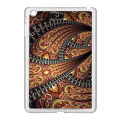 Patterns Background Dark  Apple Ipad Mini Case (white) by amphoto
