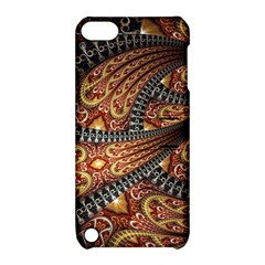 Patterns Background Dark  Apple Ipod Touch 5 Hardshell Case With Stand by amphoto
