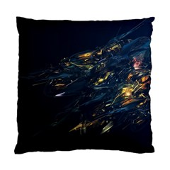 Spots Dark Lines Glimpses 3840x2400 Standard Cushion Case (one Side) by amphoto