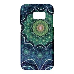 Background Line Light  Samsung Galaxy S7 Hardshell Case