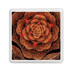 Flower Patterns Petals  Memory Card Reader (square)  by amphoto