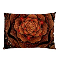 Flower Patterns Petals  Pillow Case (two Sides) by amphoto