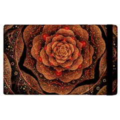 Flower Patterns Petals  Apple Ipad 2 Flip Case by amphoto