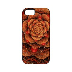 Flower Patterns Petals  Apple Iphone 5 Classic Hardshell Case (pc+silicone) by amphoto