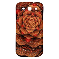 Flower Patterns Petals  Samsung Galaxy S3 S Iii Classic Hardshell Back Case