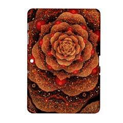 Flower Patterns Petals  Samsung Galaxy Tab 2 (10 1 ) P5100 Hardshell Case  by amphoto