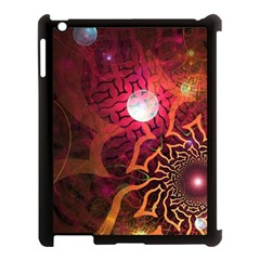 Explosion Background Bright  Apple Ipad 3/4 Case (black) by amphoto