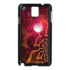 Explosion Background Bright  Samsung Galaxy Note 3 N9005 Case (black) by amphoto