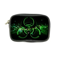 Radiation Sign Spot  Coin Purse by amphoto