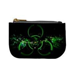 Radiation Sign Spot  Mini Coin Purses by amphoto