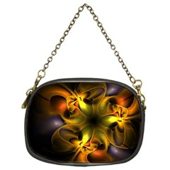 Art Fractal  Chain Purses (two Sides)  by amphoto