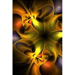 Art Fractal  5.5  x 8.5  Notebooks Front Cover