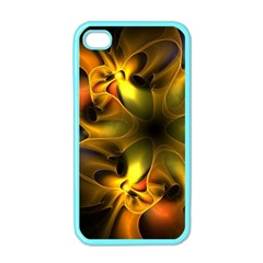Art Fractal  Apple Iphone 4 Case (color)