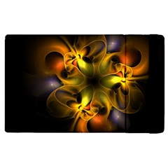 Art Fractal  Apple Ipad 3/4 Flip Case by amphoto