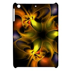 Art Fractal  Apple Ipad Mini Hardshell Case by amphoto