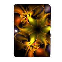 Art Fractal  Samsung Galaxy Tab 2 (10 1 ) P5100 Hardshell Case  by amphoto