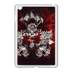 Patterns Bright Background  Apple Ipad Mini Case (white) by amphoto