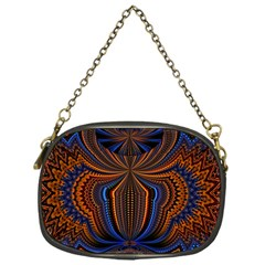 Patterns Light Dark Chain Purses (one Side)  by amphoto