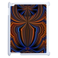 Patterns Light Dark Apple Ipad 2 Case (white) by amphoto