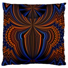 Patterns Light Dark Standard Flano Cushion Case (two Sides) by amphoto