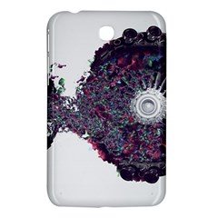 Circles Background Bright  Samsung Galaxy Tab 3 (7 ) P3200 Hardshell Case  by amphoto