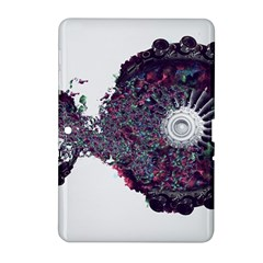 Circles Background Bright  Samsung Galaxy Tab 2 (10 1 ) P5100 Hardshell Case  by amphoto