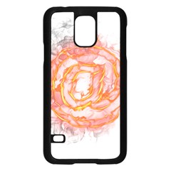 Symbol Fire Flame  Samsung Galaxy S5 Case (black) by amphoto