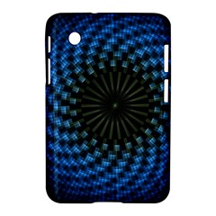 Patterns Circles Rays  Samsung Galaxy Tab 2 (7 ) P3100 Hardshell Case  by amphoto