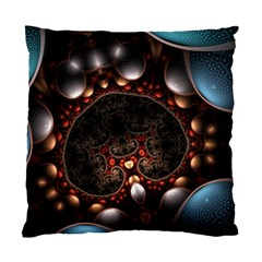 Pattern Fractal Abstract 3840x2400 Standard Cushion Case (two Sides) by amphoto