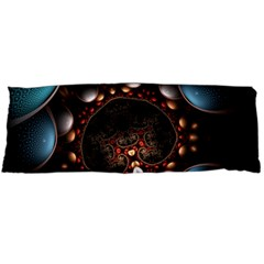 Pattern Fractal Abstract 3840x2400 Body Pillow Case (dakimakura) by amphoto