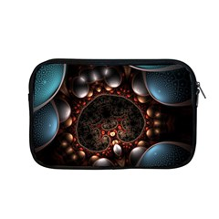 Pattern Fractal Abstract 3840x2400 Apple Macbook Pro 13  Zipper Case by amphoto