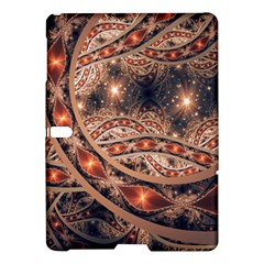 Fractal Patterns Abstract  Samsung Galaxy Tab S (10 5 ) Hardshell Case  by amphoto