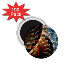 Fractal Patterns Abstract 3840x2400 1 75  Magnets (100 Pack)  by amphoto