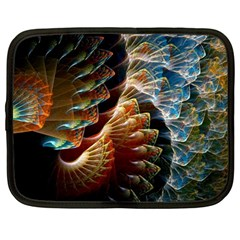 Fractal Patterns Abstract 3840x2400 Netbook Case (large) by amphoto