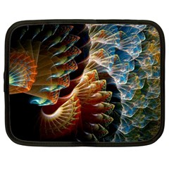 Fractal Patterns Abstract 3840x2400 Netbook Case (xxl)  by amphoto