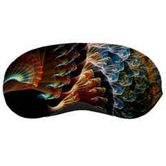 Fractal Patterns Abstract 3840x2400 Sleeping Masks by amphoto