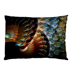 Fractal Patterns Abstract 3840x2400 Pillow Case (two Sides) by amphoto