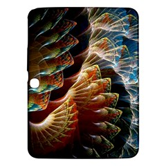 Fractal Patterns Abstract 3840x2400 Samsung Galaxy Tab 3 (10 1 ) P5200 Hardshell Case  by amphoto