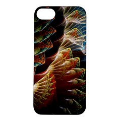 Fractal Patterns Abstract 3840x2400 Apple Iphone 5s/ Se Hardshell Case by amphoto