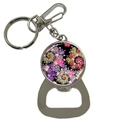 Abstract Patterns Fractal  Bottle Opener Key Chains by amphoto