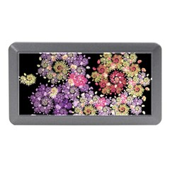 Abstract Patterns Fractal  Memory Card Reader (mini) by amphoto