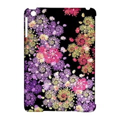 Abstract Patterns Fractal  Apple Ipad Mini Hardshell Case (compatible With Smart Cover) by amphoto