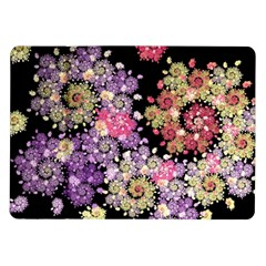 Abstract Patterns Fractal  Samsung Galaxy Tab 10 1  P7500 Flip Case by amphoto