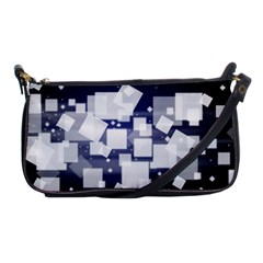 Squares Shapes Many  Shoulder Clutch Bags by amphoto
