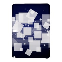 Squares Shapes Many  Samsung Galaxy Tab Pro 10 1 Hardshell Case by amphoto