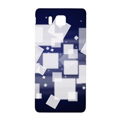 Squares Shapes Many  Samsung Galaxy Alpha Hardshell Back Case by amphoto